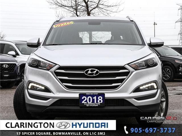 2018 Hyundai Tucson Premium 2.0L (Stk: U873) in Clarington - Image 2 of 26