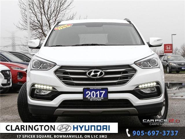 2017 Hyundai Santa Fe Sport 2.4 Premium (Stk: U880) in Clarington - Image 2 of 25