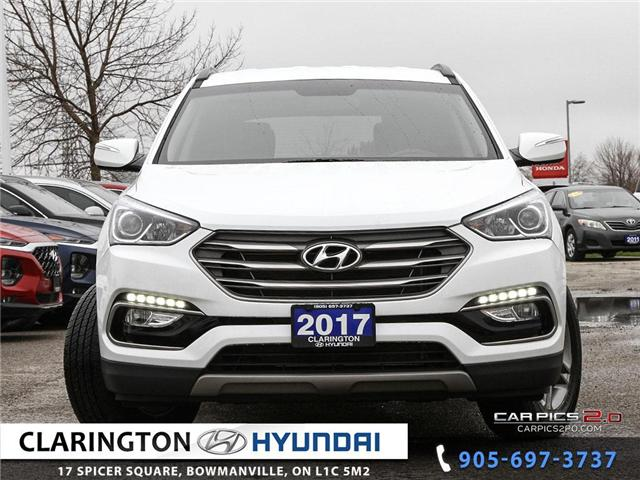 2017 Hyundai Santa Fe Sport 2.4 Premium (Stk: U884) in Clarington - Image 2 of 26