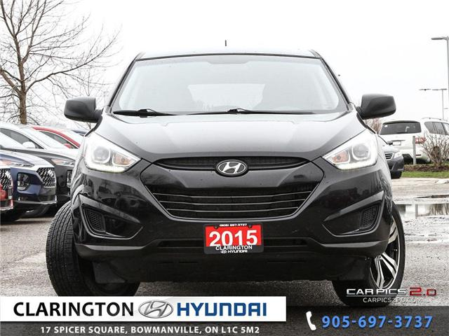 2015 Hyundai Tucson GL (Stk: U885) in Clarington - Image 2 of 25