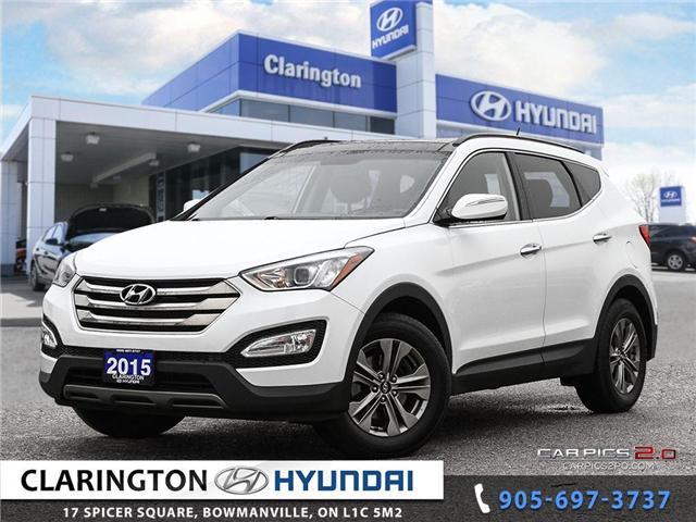 2015 Hyundai Santa Fe Sport 2.4 Luxury (Stk: 19214A) in Clarington - Image 1 of 26