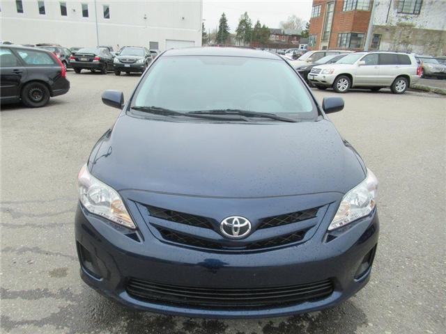 2013 Toyota Corolla  (Stk: 78641A) in Toronto - Image 2 of 21