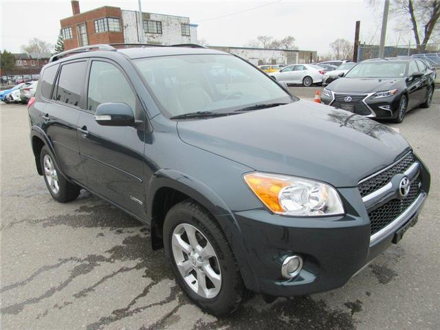 2010 Toyota RAV4 Limited V6 (Stk: 78240A) in Toronto - Image 1 of 24