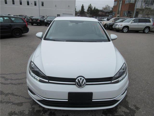 2018 Volkswagen Golf 1.8 TSI (Stk: 16141A) in Toronto - Image 2 of 26