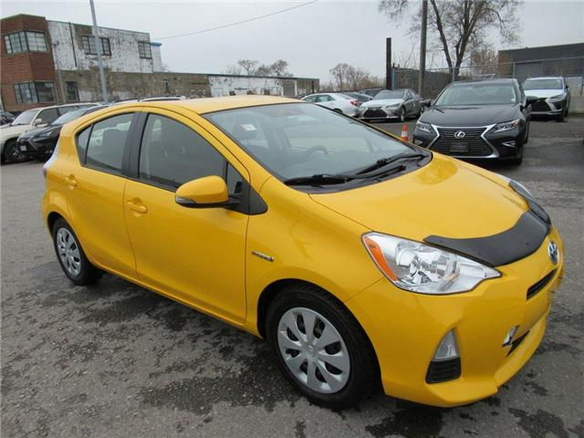 2014 Toyota Prius C  (Stk: 78831A) in Toronto - Image 1 of 23