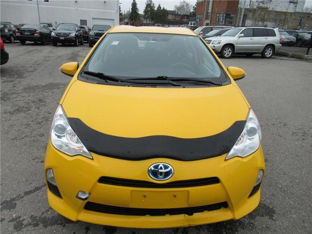 2014 Toyota Prius C  (Stk: 78831A) in Toronto - Image 2 of 23