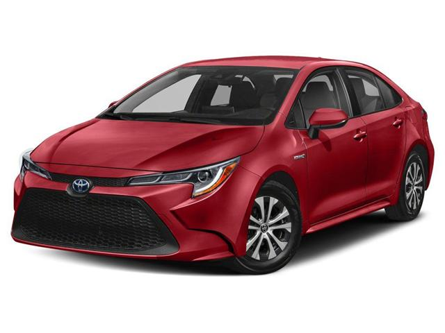 2020 Toyota Corolla Hybrid Base (Stk: 20008) in Brandon - Image 1 of 18