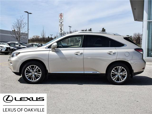 2013 Lexus RX 450h Base (Stk: UC7612A) in Oakville - Image 3 of 23