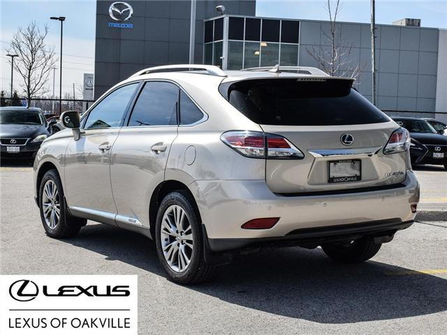 2013 Lexus RX 450h Base (Stk: UC7612A) in Oakville - Image 4 of 23