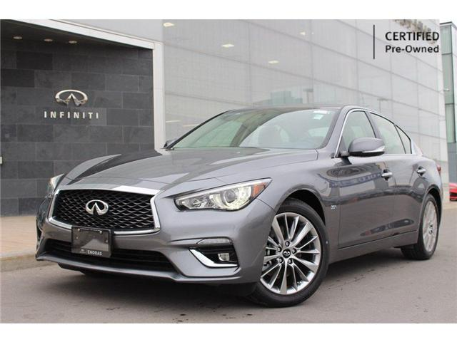 2018 Infiniti Q50  (Stk: 50471) in Ajax - Image 2 of 18