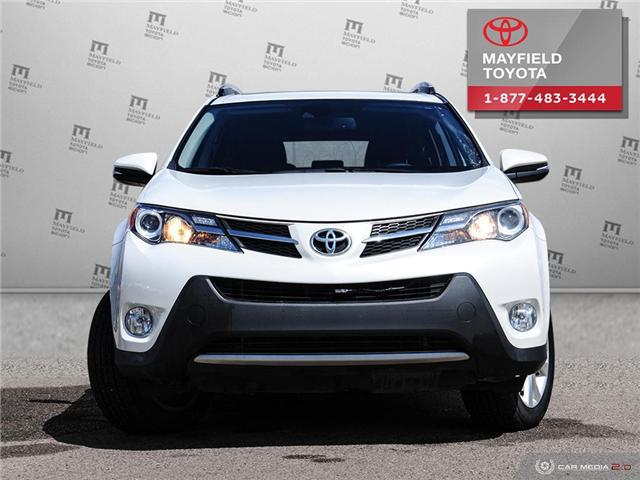 2015 Toyota RAV4 Limited (Stk: 1901050A) in Edmonton - Image 2 of 28
