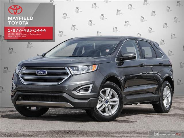 2018 Ford Edge SEL (Stk: 194089) in Edmonton - Image 1 of 28