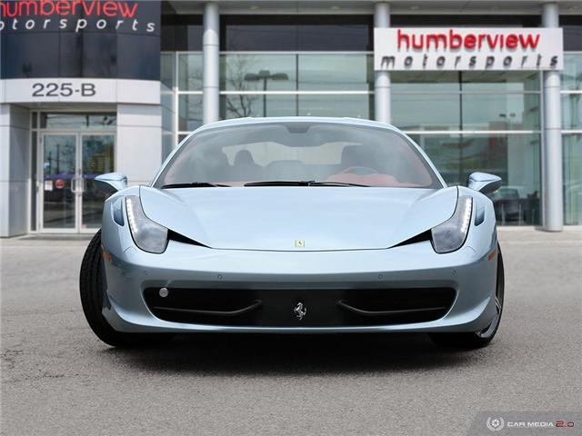 2015 Ferrari 458 Italia Base (Stk: 18MSX658) in Mississauga - Image 2 of 27