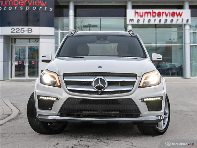 2015 Mercedes-Benz GL-Class Base (Stk: 18MSX817) in Mississauga - Image 2 of 27