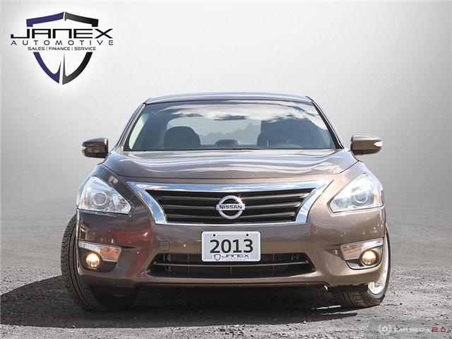 2013 Nissan Altima 2.5 (Stk: 19145) in Ottawa - Image 2 of 27