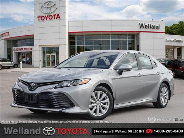 2019 Toyota Camry LE (Stk: CAM6550) in Welland - Image 1 of 24