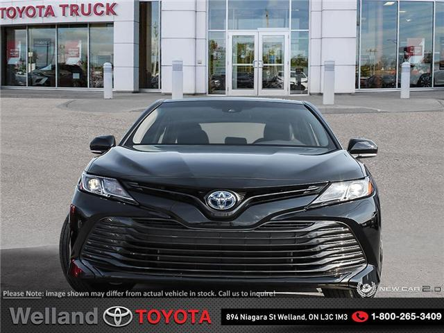 2019 Toyota Camry Hybrid LE (Stk: CAH6551) in Welland - Image 2 of 24