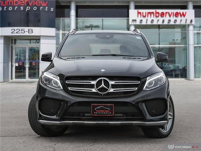 2016 Mercedes-Benz GLE-Class Base (Stk: 19MSC228) in Mississauga - Image 2 of 27