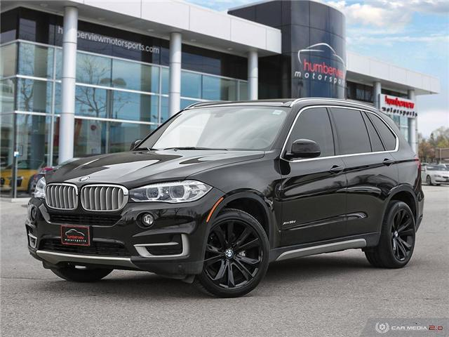 2016 BMW X5 xDrive35d (Stk: 19MSC223) in Mississauga - Image 1 of 27