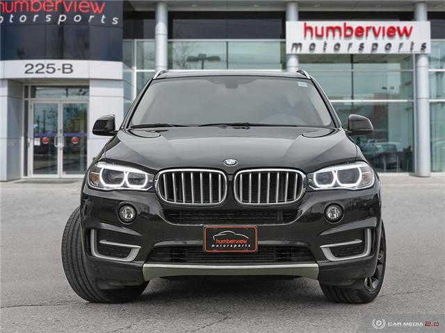 2016 BMW X5 xDrive35d (Stk: 19MSC223) in Mississauga - Image 2 of 27