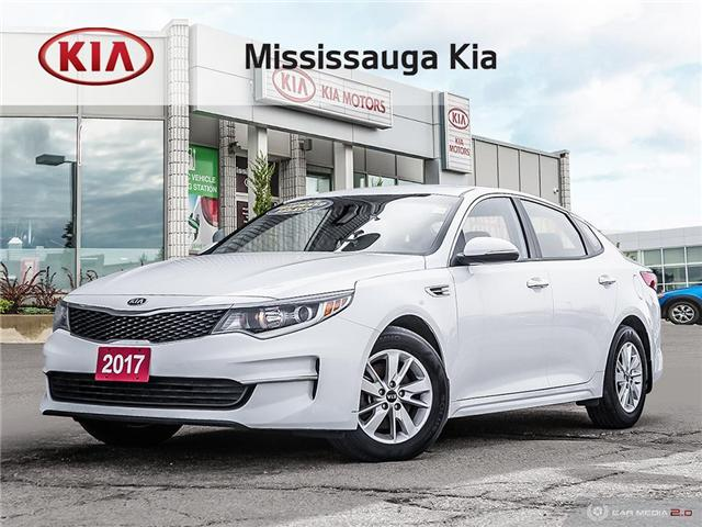 2017 Kia Optima LX (Stk: 50942P) in Mississauga - Image 1 of 27