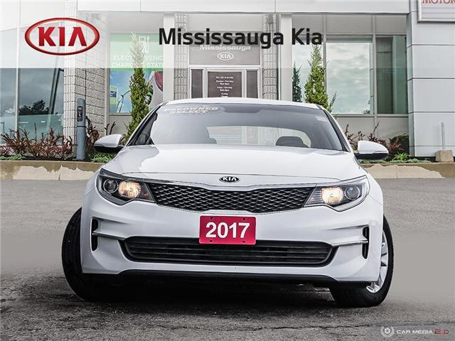 2017 Kia Optima LX (Stk: 50942P) in Mississauga - Image 2 of 27