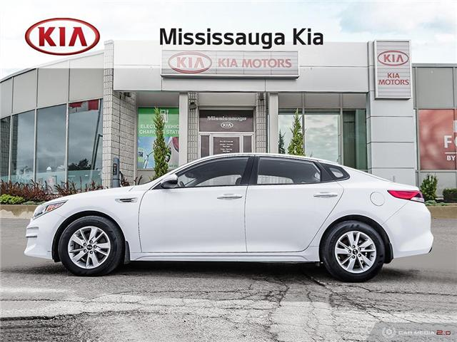 2017 Kia Optima LX (Stk: 50942P) in Mississauga - Image 3 of 27