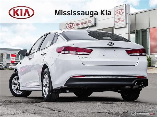 2017 Kia Optima LX (Stk: 50942P) in Mississauga - Image 4 of 27