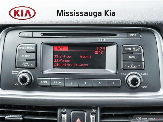 2017 Kia Optima LX (Stk: 50942P) in Mississauga - Image 21 of 27