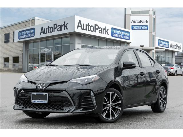 2019 Toyota Corolla SE (Stk: APR3292) in Mississauga - Image 1 of 19
