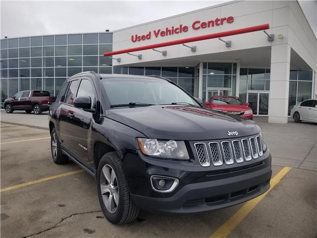 2016 Jeep Compass Sport/North (Stk: U194097A) in Calgary - Image 1 of 27