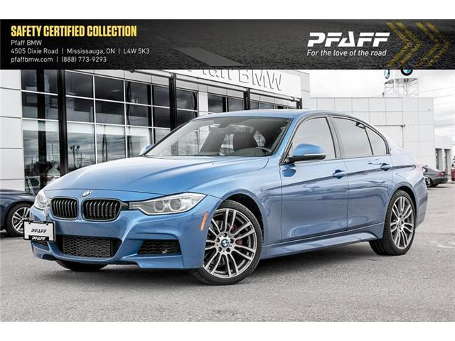 2013 BMW 335i xDrive (Stk: RC101) in Mississauga - Image 1 of 22