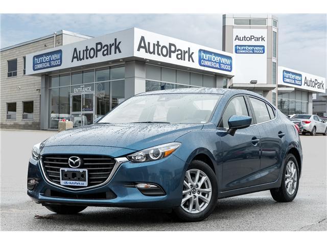 2017 Mazda Mazda3 GS (Stk: ) in Mississauga - Image 1 of 20