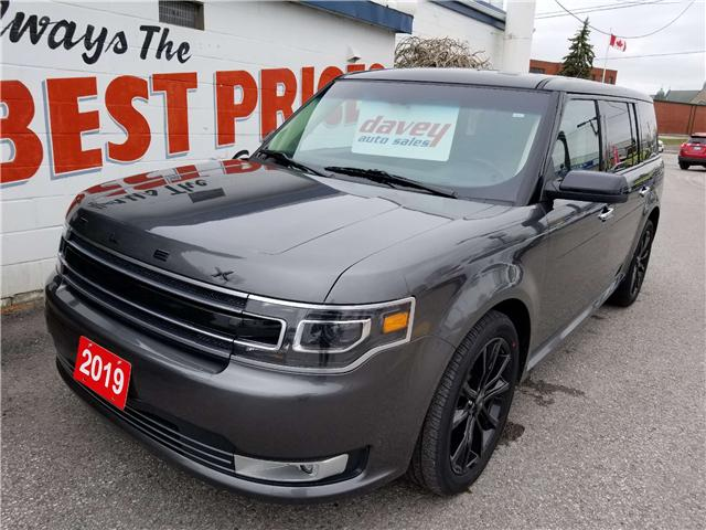 2019 Ford Flex Limited (Stk: 19-290) in Oshawa - Image 1 of 16