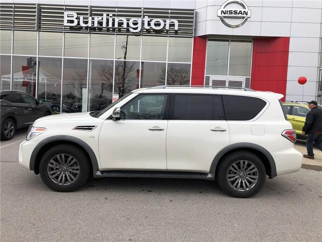 2018 Nissan Armada Platinum (Stk: A6636) in Burlington - Image 2 of 21