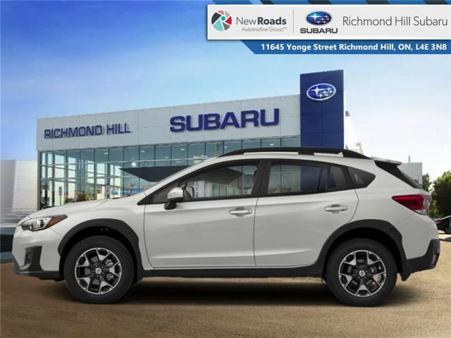 2019 Subaru Crosstrek  Sport CVT w/EyeSight Pkg (Stk: 32617) in RICHMOND HILL - Image 1 of 1