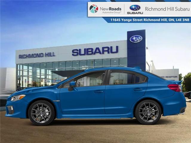 2019 Subaru WRX Sport-tech CVT w/ Eyesight (Stk: 32618) in RICHMOND HILL - Image 1 of 1