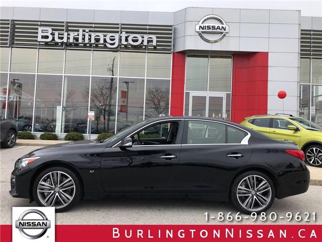 2015 Infiniti Q50  (Stk: Y9303A) in Burlington - Image 1 of 20