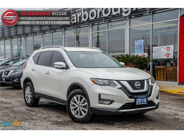 2018 Nissan Rogue  (Stk: Y18006) in Scarborough - Image 1 of 28