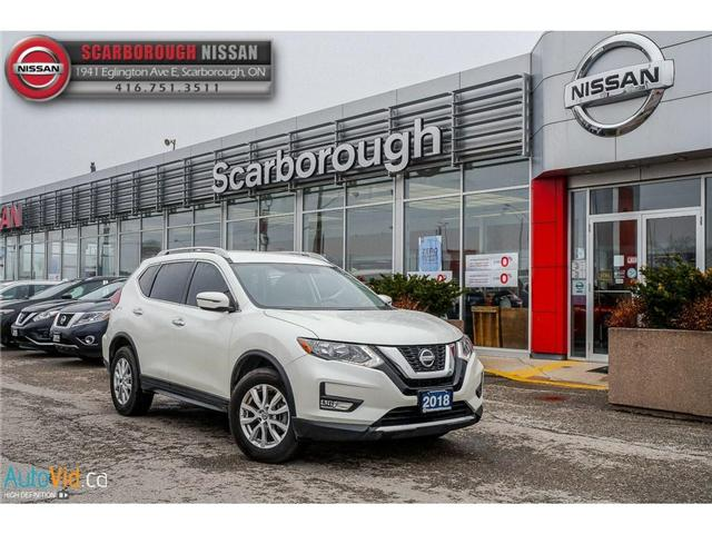 2018 Nissan Rogue  (Stk: Y18006) in Scarborough - Image 2 of 28
