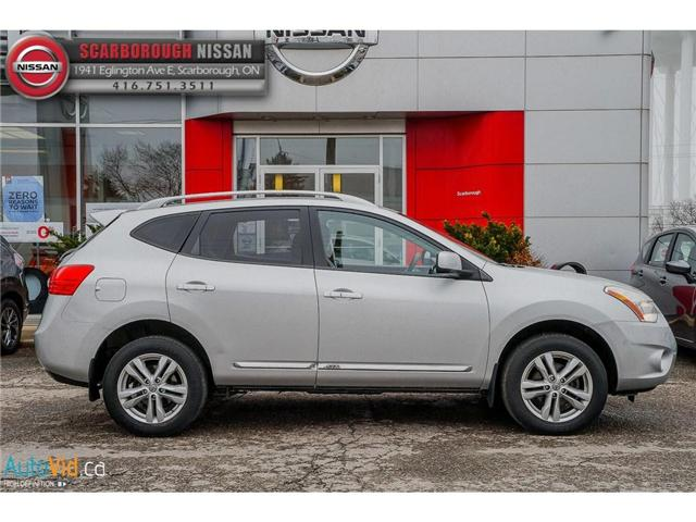 2012 Nissan Rogue  (Stk: D18166A) in Scarborough - Image 4 of 25