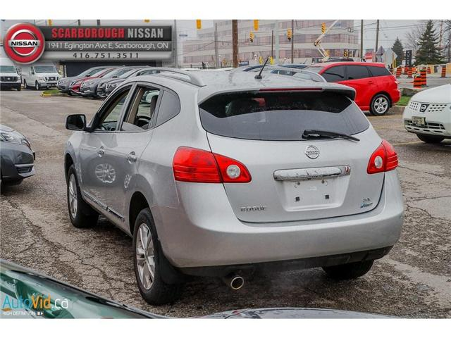 2012 Nissan Rogue  (Stk: D18166A) in Scarborough - Image 6 of 25