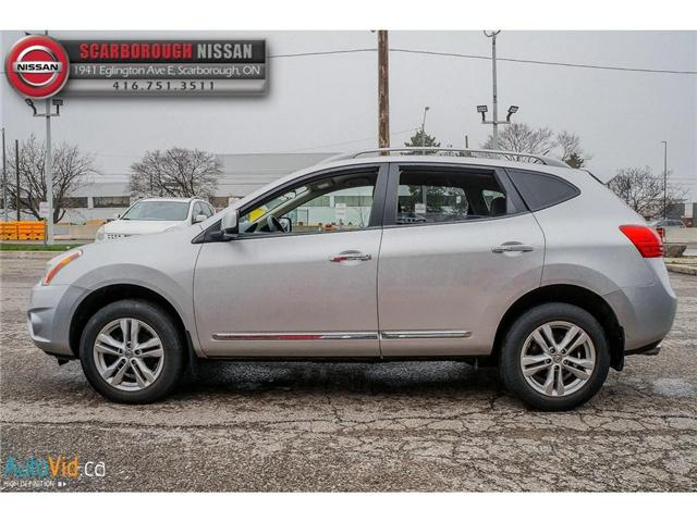 2012 Nissan Rogue  (Stk: D18166A) in Scarborough - Image 7 of 25