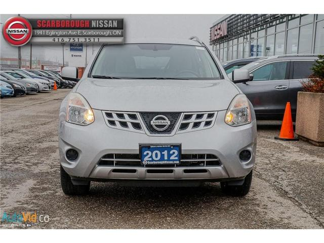 2012 Nissan Rogue  (Stk: D18166A) in Scarborough - Image 8 of 25