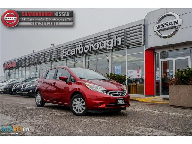 2016 Nissan Versa Note 1.6 SV (Stk: B19013A) in Scarborough - Image 2 of 24