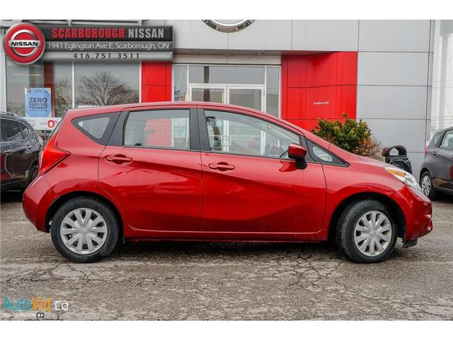 2016 Nissan Versa Note 1.6 SV (Stk: B19013A) in Scarborough - Image 4 of 24