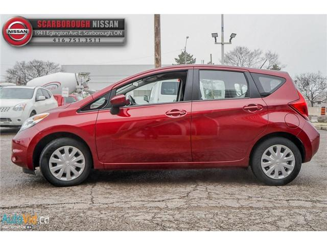 2016 Nissan Versa Note 1.6 SV (Stk: B19013A) in Scarborough - Image 9 of 24