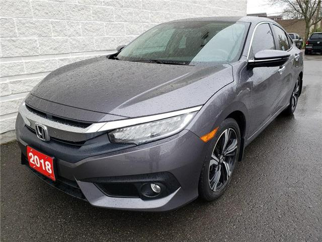 2018 Honda Civic Touring (Stk: 19380A) in Kingston - Image 2 of 30