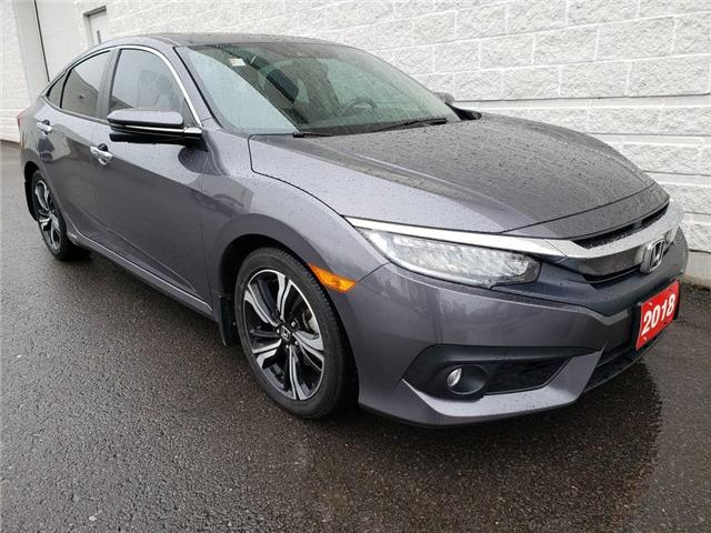 2018 Honda Civic Touring (Stk: 19380A) in Kingston - Image 4 of 30