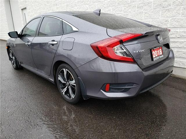 2018 Honda Civic Touring (Stk: 19380A) in Kingston - Image 8 of 30